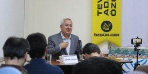 Ankara Özgür-Der'de İlm-i Halimiz Konuşuldu