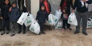 Amasya İHH 250 Aileye Kış Yardımında Bulundu