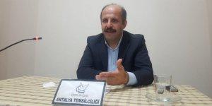 Antalya Özgür-Der'de 'Cemaat Bilinci' Konuşuldu
