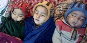 ABD Afganistan'da 4 Köyü Yerle Bir Etti! Çoğu Kadın ve Çocuk En Az 65 Ölü