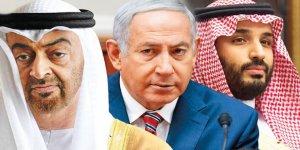 Suudi Arabistan ile BAE, Filistin'i Bypass Etti