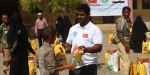 Umuda Koşanlar Derneği'nden Yemen'e Yardım