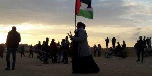 Büyük Dönüş Yürüyüşlerinin 40'ıncı cumasında 9 Kişi Yaralandı