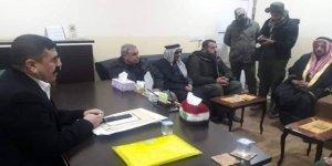 Haşdi Şabi İle PKK'dan Şengal'a Ortak Yönetim