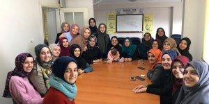 Beykoz Özgür-Der Genç Hanımlar Grubu Misafirleri ile Buluştu