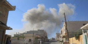 Katil Rusya İdlib'e Saldırdı: 45 Ölü!