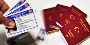 Ehliyet, Kimlik ve Pasaport Ücretlerine Zam