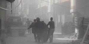 Suriye'de 2018'de Yaklaşık 7 Bin Sivil Öldürüldü