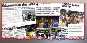 Medyada Suriye Savaşı ve Suriyeli Mültecilerin Temsili
