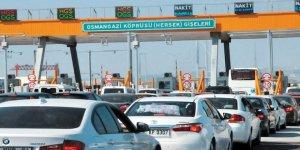 Osmangazi Köprüsü'ndeki Fahiş Zamma Tepki Çığ Gibi