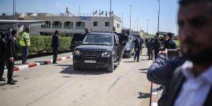 Siyonist Yerleşimciler Filistin Başbakanının Konvoyuna Saldırdı