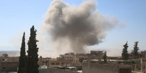 Katil ve İşgalci Rusya Haleb'i Bombaladı: 3 ölü, 9 Yaralı