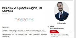 """""""Günümüz Türkiye'sinin Gizli Amentüsü"""""""