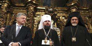 Poroşenko'nun Seçim Kozu Bağımsız Kilise