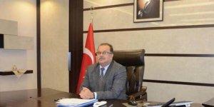 Gaziantep Vali Yardımcısı Cerablus'ta Görevi Başında Vefat Etti