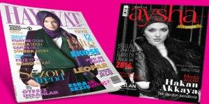 Başörtülü Kadın Moda Dergileri ve Defilelerle Özgürleştikçe Özgürleşecektir