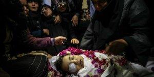 İsrail 2018'de Gazze'de 50 Çocuğu Katletti