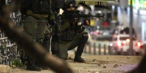 İşgal Güçleri Batı Şeria'da 2 Filistinliyi Yaraladı