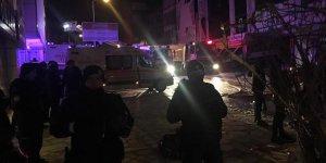 Ankara Sitelerdeki Yangında 5 İşçi Yaşamını Yitirdi