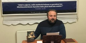 """Sivas'ta """"Dünya Tarihini Yeniden Düşünmek"""" Kitabı Değerlendirildi"""