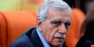 HDP'li Ahmet Türk'ten CHP'ye Destek Mesajı