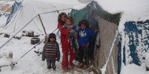 Çetin Kış Şartları Muhacirler İçin Hayatı Daha da Zorlaştırıyor