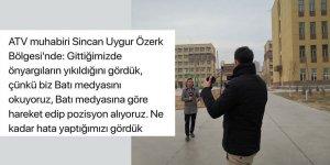 ATV'den Doğu Türkistan İhaneti!
