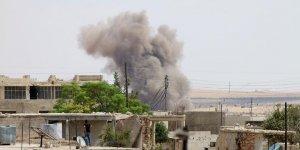 Esed ve İran'a Bağlı Çeteler İdlib'e Saldırdı