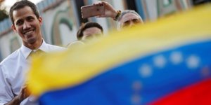 Venezuela'da Maduro'ya Karşı Guaido-ABD Ortak Darbesi