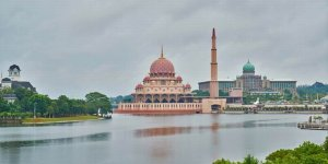 ''Pembe Camili Şehir: Putrajaya''