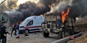 Irak Kürdistanı'ndaki TSK Üssüne Saldırı