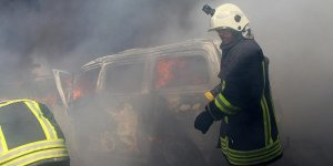 Azez'de Patlama: 7 Yaralı