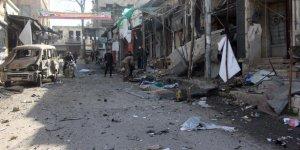 Esed Canisi İdlib'e Saldırdı: 11 Ölü, 25 Yaralı