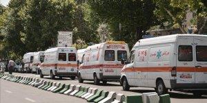 İran'da Devrim Muhafızları'na Saldırı