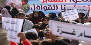 Gazzeli Yetimler Yardım Çağrısında Bulundu