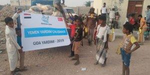 Özgür-Der'den Yemenli Mazlumlara Yardım