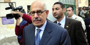 El-Baradey'den Mursi'yi Ziyaret Engeline Tepki