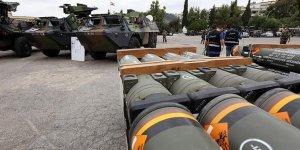 Ortadoğu'ya Silah Satışı İkiye Katlandı