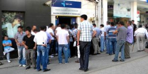 Türkiye'de 3 Milyon 981 Bin İşsiz Var