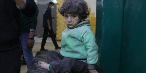 """""""Suriye'deki Kimyasal Saldırıların Yüzde 98'ini Rejim Düzenledi"""""""