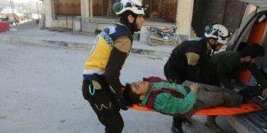 İdlib'de Sivilleri Hedef Alan Esed Katliamını Sürdürüyor!