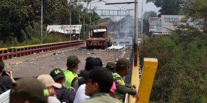 Kolombiya-Venezuela Sınırında Çatışmalar