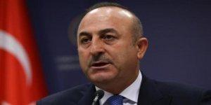 Çavuşoğlu: Netanyahu'nun Açıklaması Utanç Verici