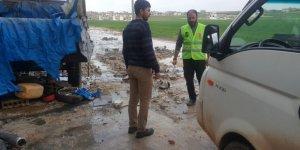 Fetih-Der ve Özgür-Der'den Saldırıya Uğrayan Han Şeyhun'daki Kardeşlerimize Destek