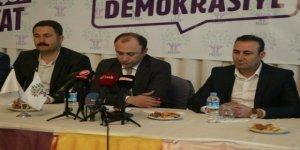 HDP Şanlıurfa'da SP Lehine Seçimden Çekildi