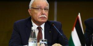 Filistin'den BM'ye 'İki Devletli Çözüm İçin İşlevsel Adım' Çağrısı