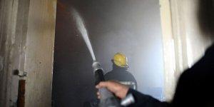 Kahire'de Tren İstasyonunda Yangın: 12 Ölü, 15 Yaralı