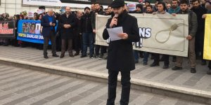 Bursa'dan 'İdamları Durdurun' Çağrısı
