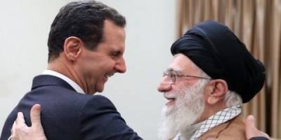 Katil Esed ile Kucaklaşan Hamaney, Ruhani ve Zarif'i Neden Bu Zevkten Mahrum Bıraktı?