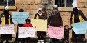 Beyaz Baretlilerden Suriyeli Tutsaklarla Dayanışma Çağrısı
